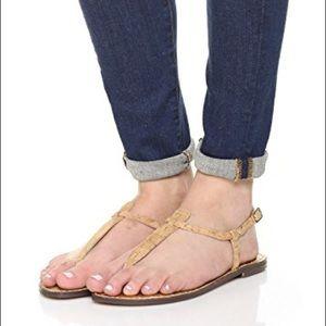 Sam Edelman Gigi Cork Thong Sandals Size 8